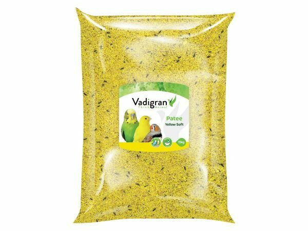 Patee Soft geel 15kg