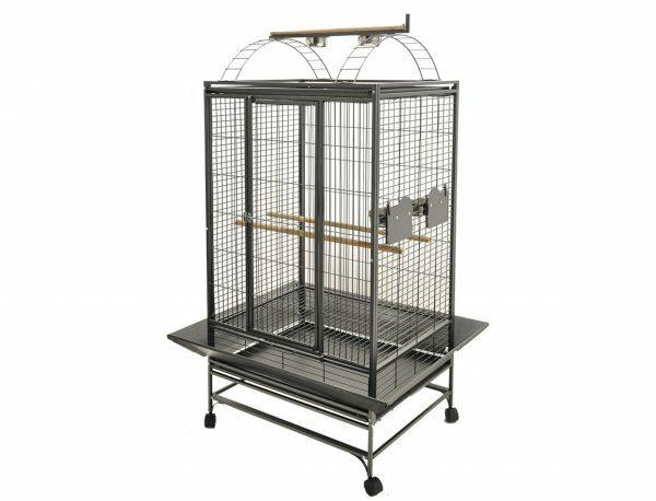 Kooi papegaai Evita2hamerslagrs 97x82x172cm M 2box