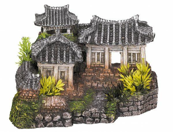 Aqua Deco Asian Temple 190x150x120mm