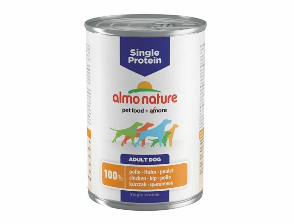 Daily Dogs Single Protein 400g kip