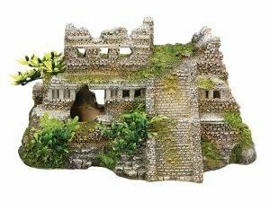 Aqua Deco Maya ruïnes 215x145x115mm