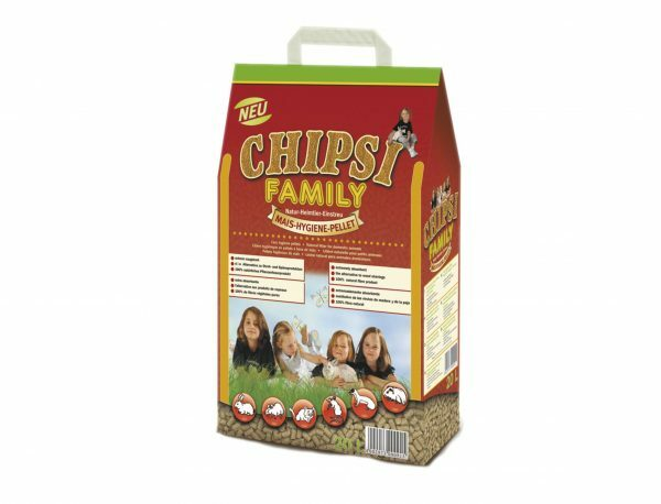 Chipsi Family 20L-12kg