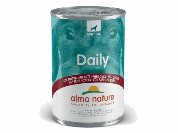 Daily Dogs 400g met eend