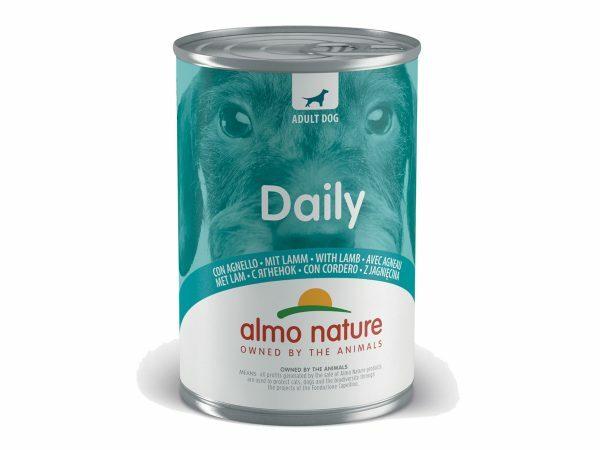 Daily Dogs 400g met lam