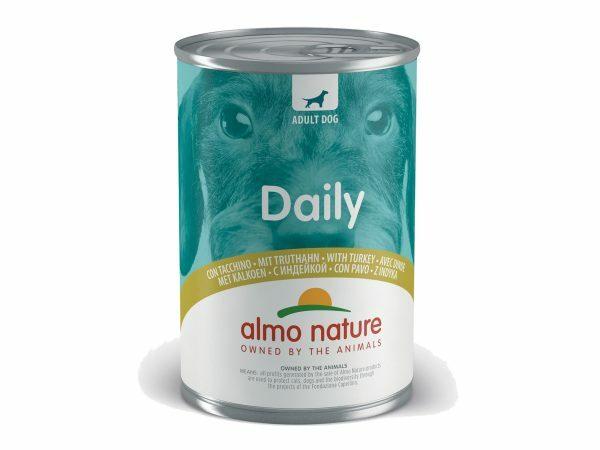 Daily Dogs 400g met kalkoen