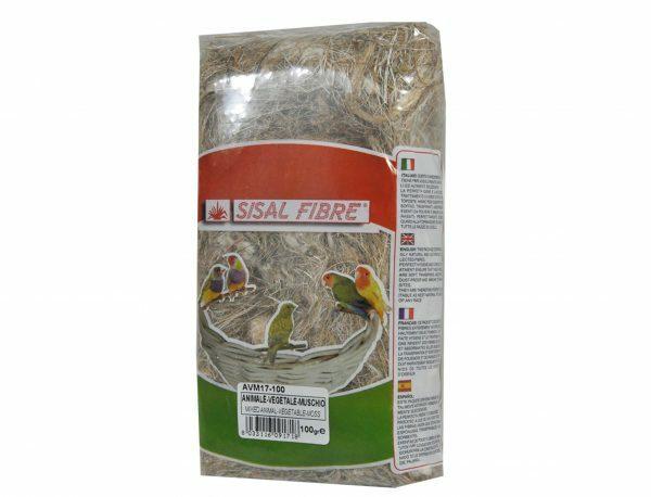 Mengeling dierlijk-plantaardig-mos 100 gr