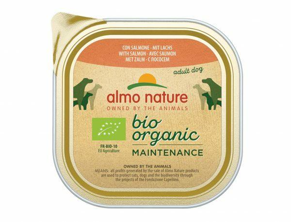 BIO Organic Dogs 300g met zalm