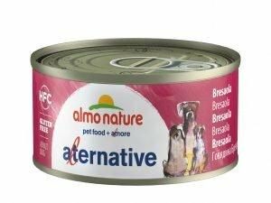 HFC Dogs 70g Alternative- bresaola