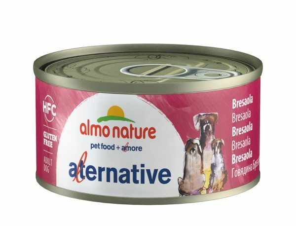 HFC Dogs 70g Alternative- bresaola