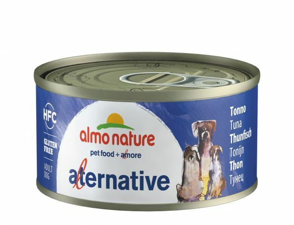 HFC Dogs 70g Alternative- tonijn
