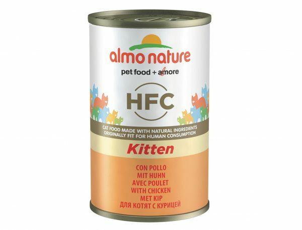 HFC Cats 140g Kitten - met kip