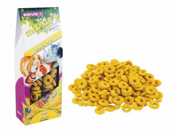 ESVE Mix-xies maïs-mengeling knaagdieren