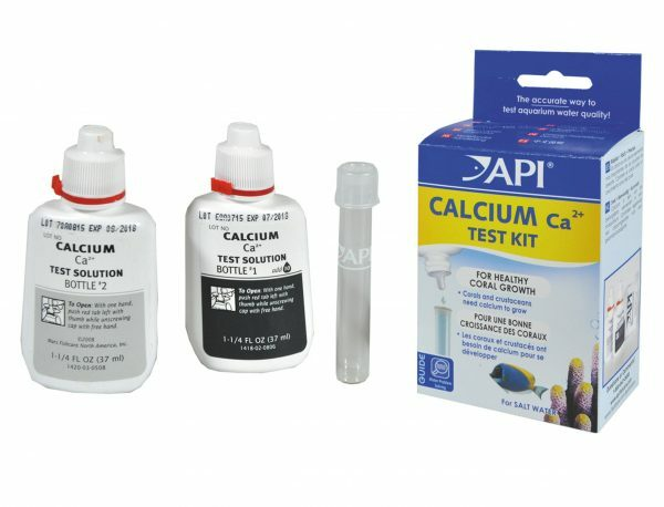 Calcium Liquid Test Kit API