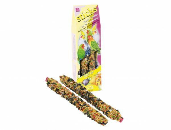 ESVE Sticks grote parkiet fruit-mix (2)