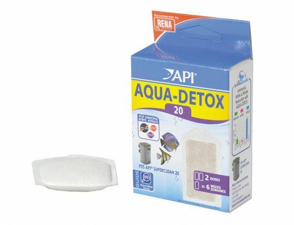 Aqua detox API 20 x2
