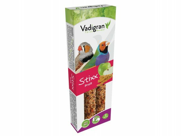 Snack StixX tropische vogel fruit 85gr(2)