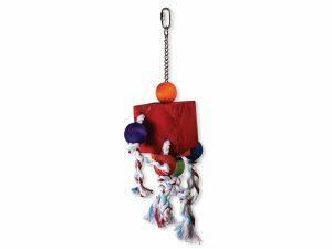 Speelgoed vogel Sunny Balls 30cm