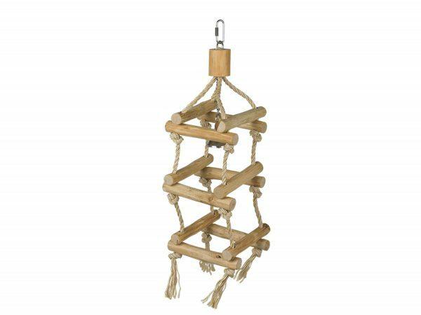 Speelgoed vogel sisal Tower 36 cm
