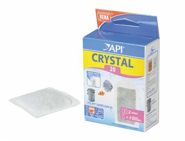 New Crystal API Superclean 20 (2pcs)
