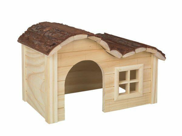 Knaagdierhuis hout Jessi 31x19x19cm