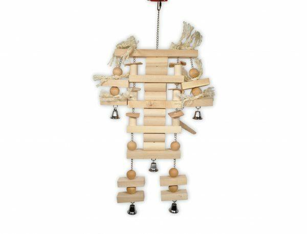 Speelgoed vogel Mega blokken 81cm
