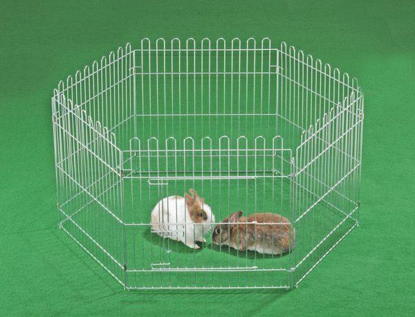 Park konijn 6-zijdig  60 x 60 cm