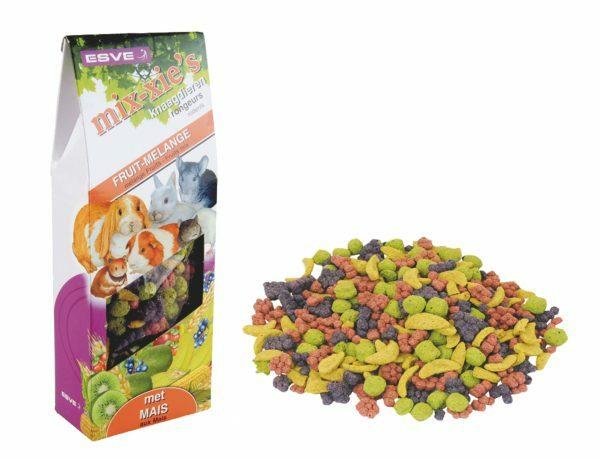 ESVE Mix-xies fruit-mengeling knaagdieren