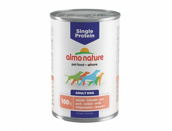 Daily Dogs Single Protein 400g varken