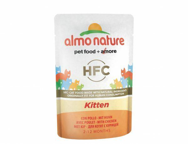 HFC Cats 55g - kitten