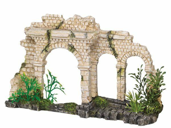 Aqua Deco Tri-Arch poort 250x65x150mm