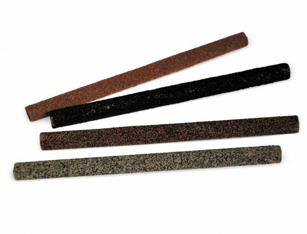 Zand omhulsel zitstokjes 4 soorten 19cm
