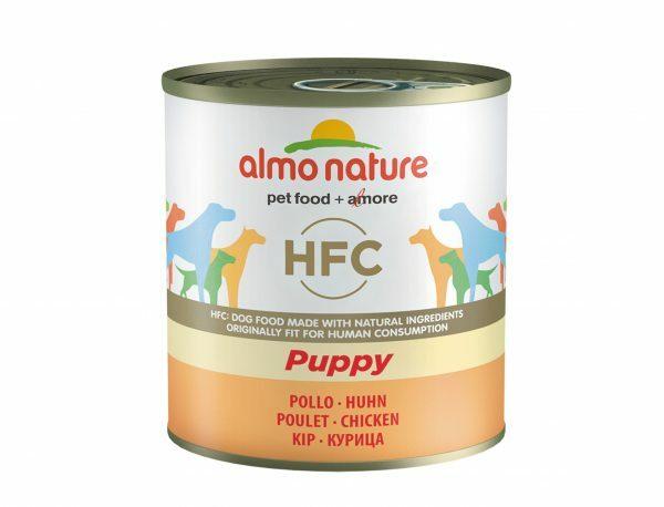 HFC Dogs 280g Puppy - met kip