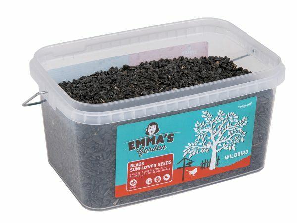 Emma Zonnebloempitten zwart 5L 2 kg