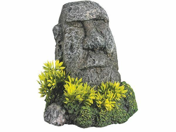 Aqua Deco Moai 120x115x123mm