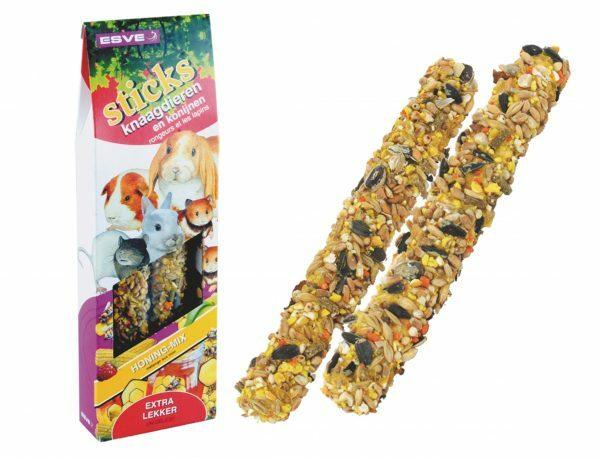 ESVE Sticks honing-mix knaagdieren (2)