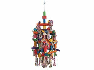 Speelgoed vogel Fancy Ladder 28x32x95cm XXL