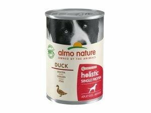 HOL Dogs 400g Single Protein met eend