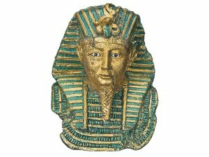 Aqua Deco masker Tutankhamun 80x70x100mm