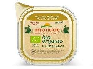 BIO Organic Cats 85g met kalkoen