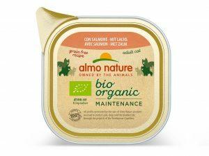 BIO Organic Cats 85g met zalm