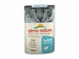 HOL Cats 70g Urinary Support - met vis