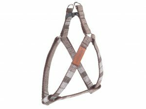 Ami Harnas London aanpasbaar bruin 30-55cmx15cm M