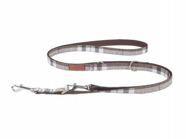 Ami Leiband London 6 in 1 bruin 100-200cmx25mm XL