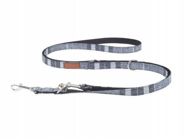 Ami Leiband London 6 in 1 grijs 100-200cmx25mm XL