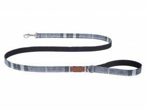 Ami Leiband London grijs 140cmx25mm XL