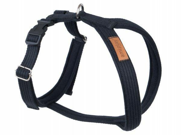 Ami HR Cotton Grand Soft zwart max. 26x34-43cm S