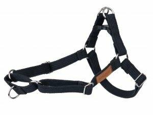 Ami Harnas Cotton Easy Go zwart 50-95cmx30mm XL