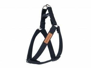 Ami Harnas Cotton aanpasbaar zwart 50-95cmx30mm XL