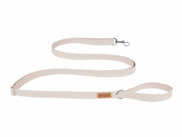 Ami Leiband Cotton Easy Fix beige 160-300cmx25mm L