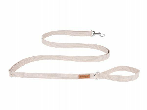 Ami Leiband Cotton Easy Fix beige 160-300cmx20mm M